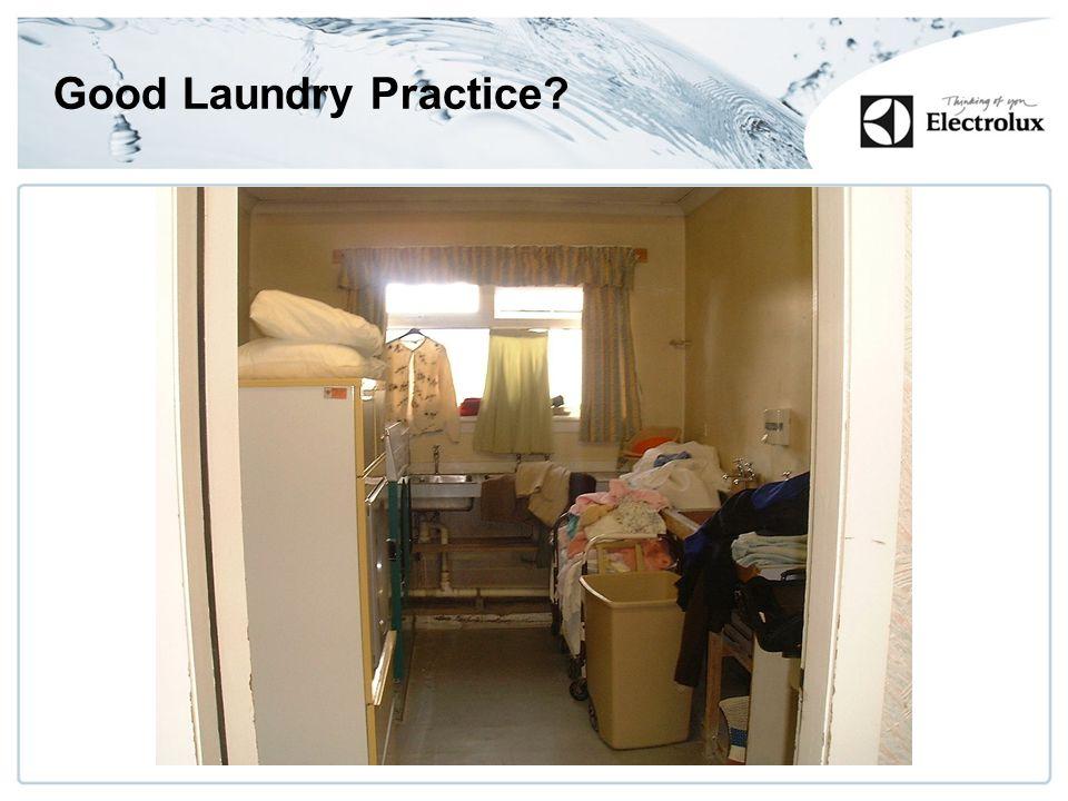 Good Laundry Practice