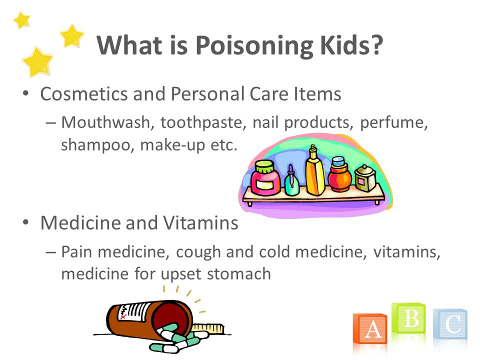 What is Poisoning Kids.
