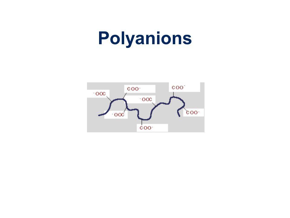 Polyanions