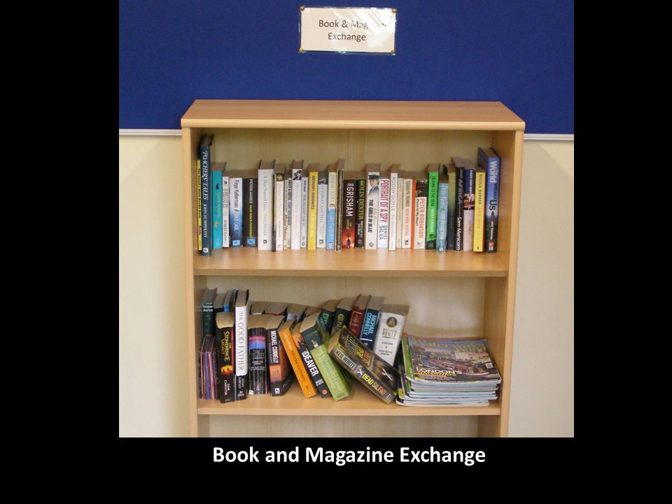 Book and Magazine Exchange