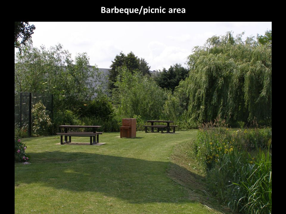 Barbeque/picnic area