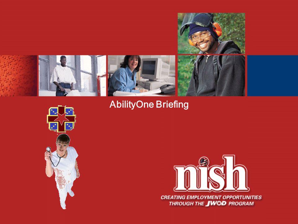 AbilityOne Briefing
