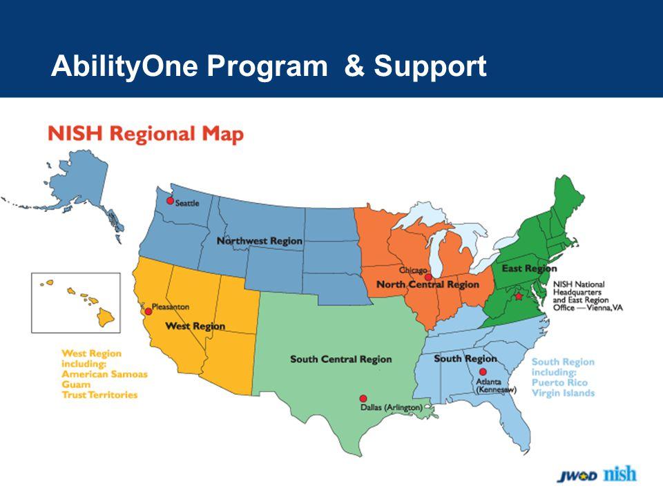 AbilityOne Program & Support