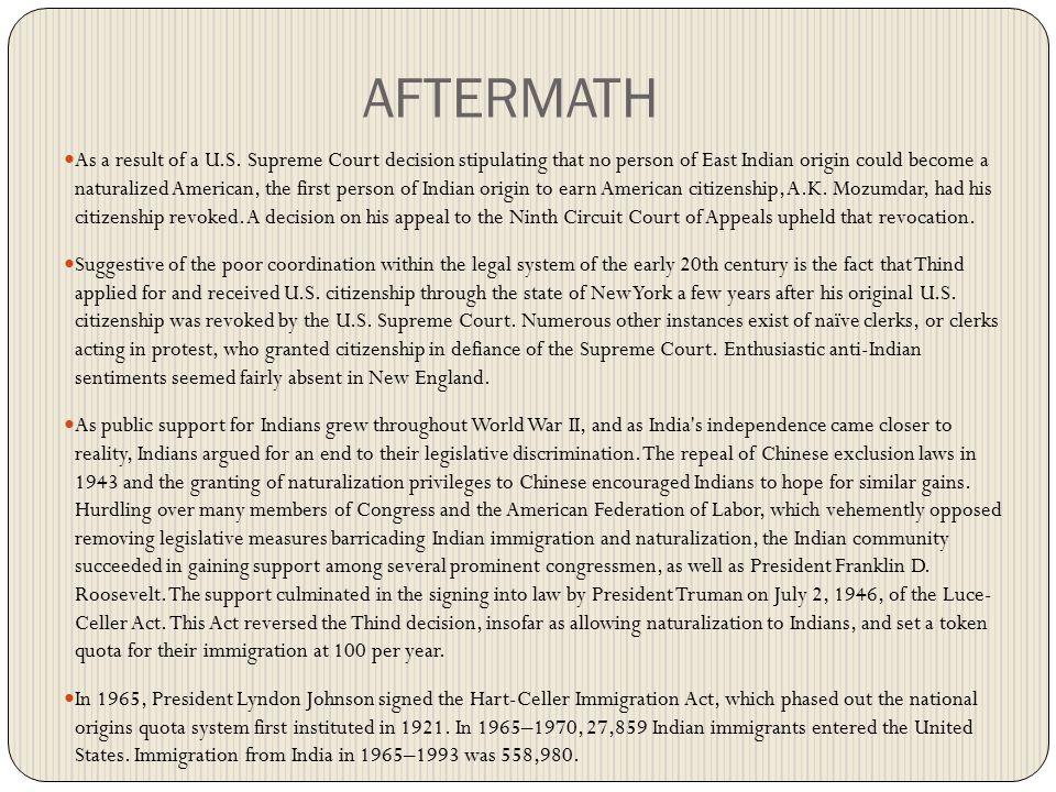 Takao Ozawa v.United States, 260 U.S.