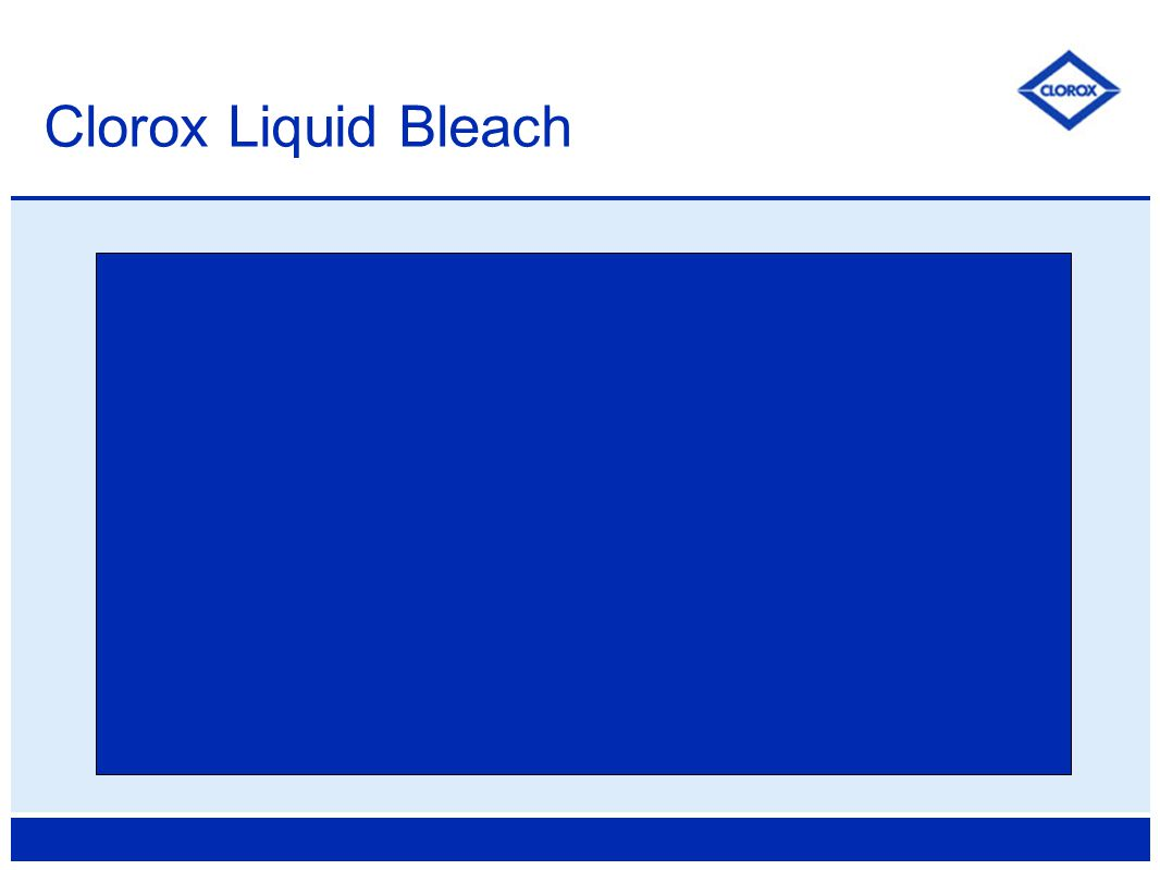 Clorox Liquid Bleach