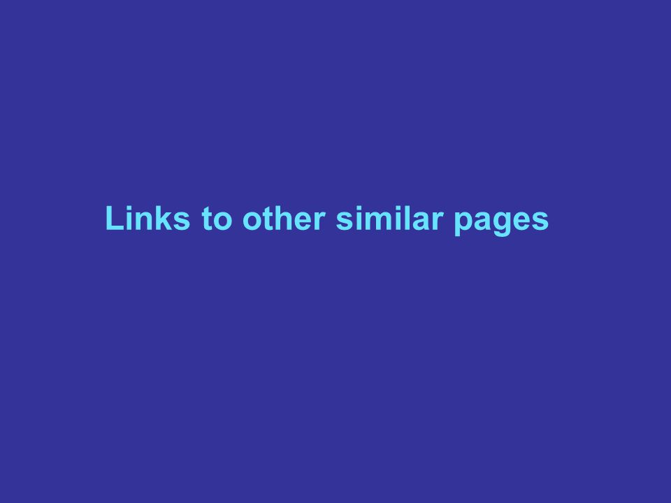 SM The Home of the Cleaning Products and Oleochemical Industries Slide 35 Links to other similar pages