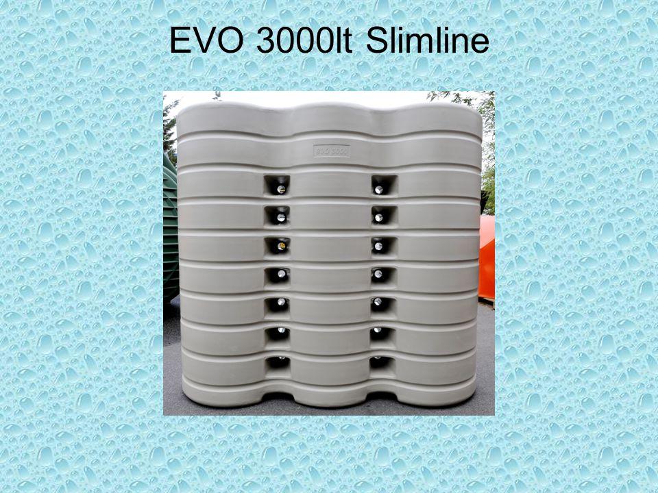 EVO 3000lt Slimline