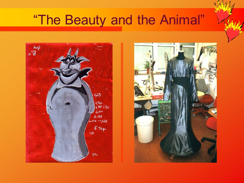 The Beauty and the Animal