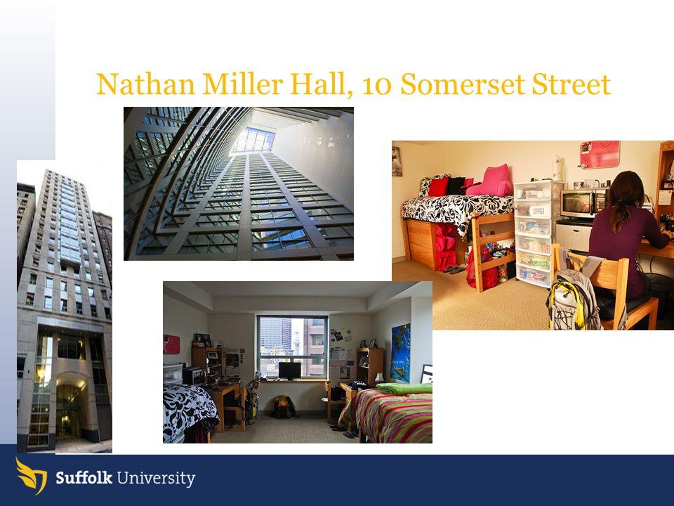 Nathan Miller Hall, 10 Somerset Street