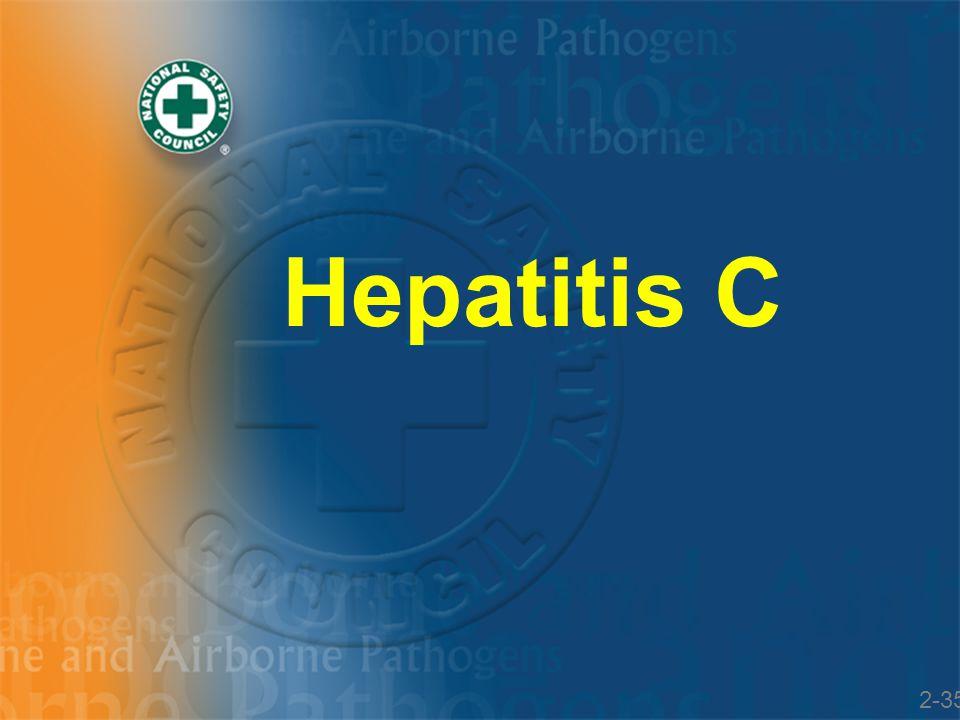 Hepatitis C 2-35