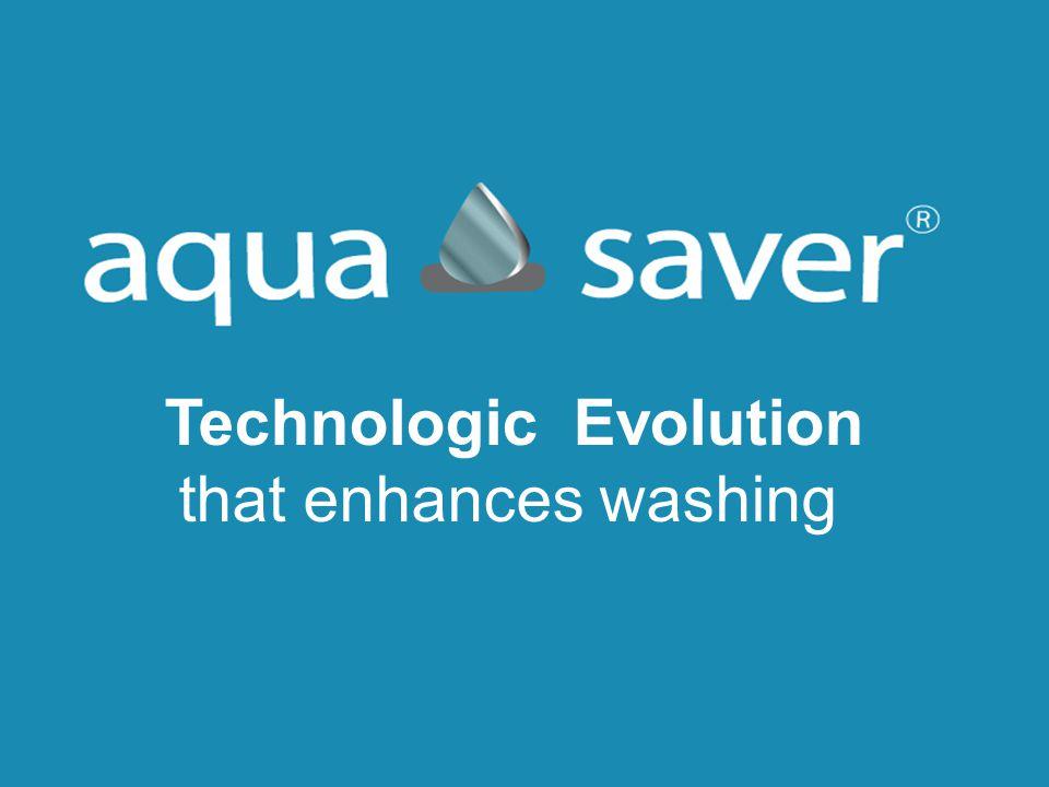 Technologic Evolution that enhances washing