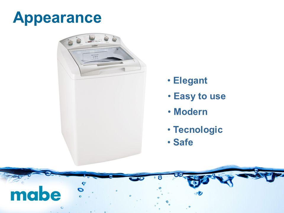 Elegant Easy to use Modern Tecnologic Appearance Safe