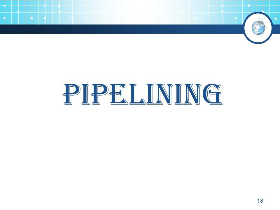 18 pipelining