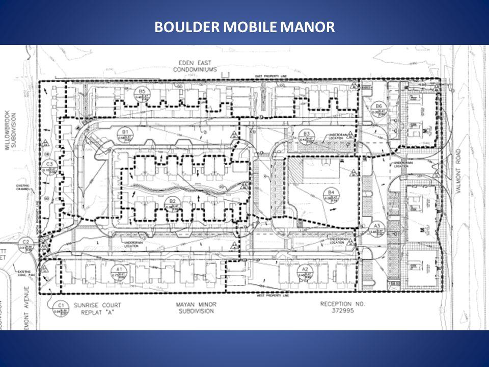 BOULDER MOBILE MANOR