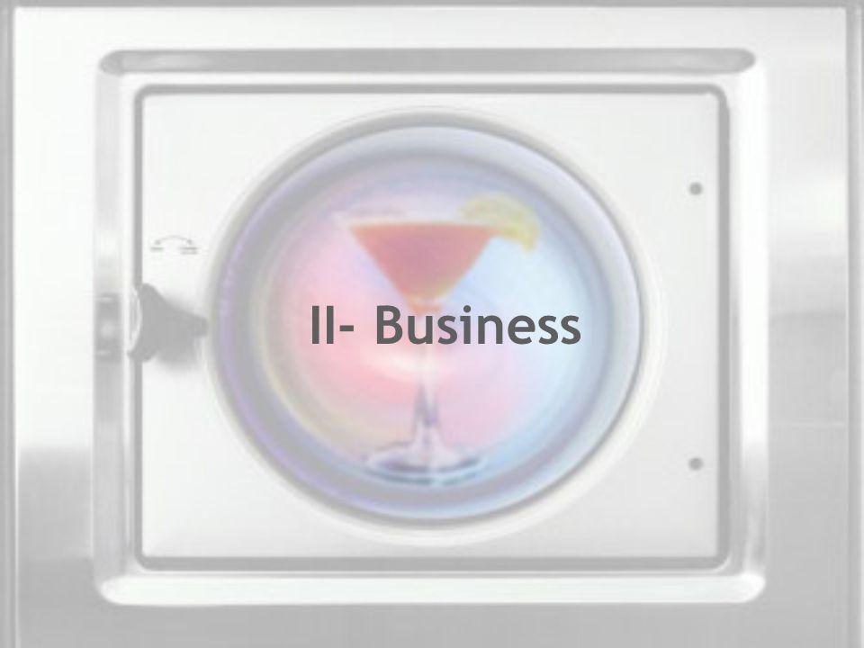 II- Business