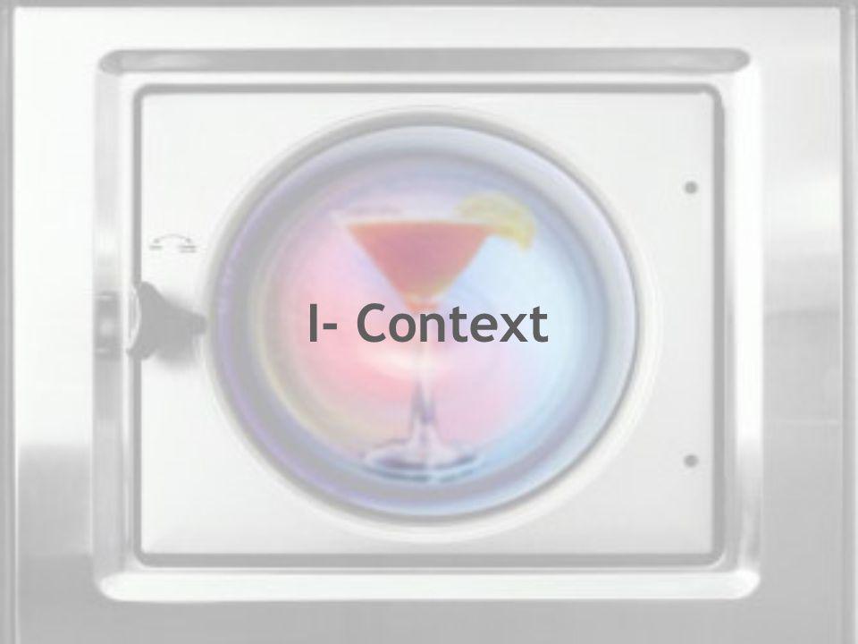 I- Context