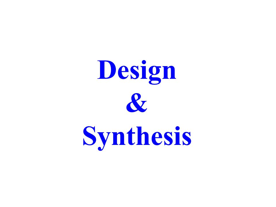 Design & Synthesis