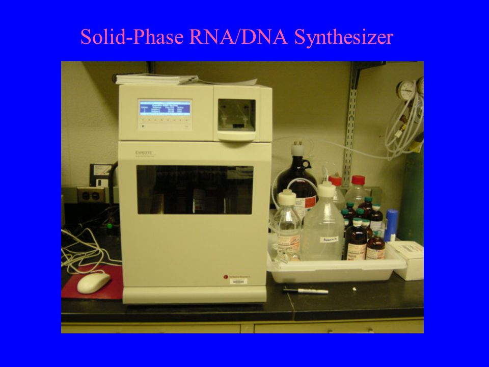 Solid-Phase RNA/DNA Synthesizer
