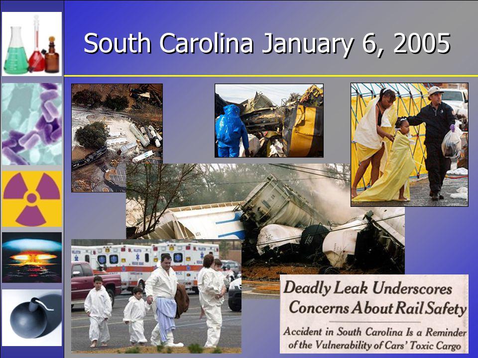 South Carolina January 6, 2005