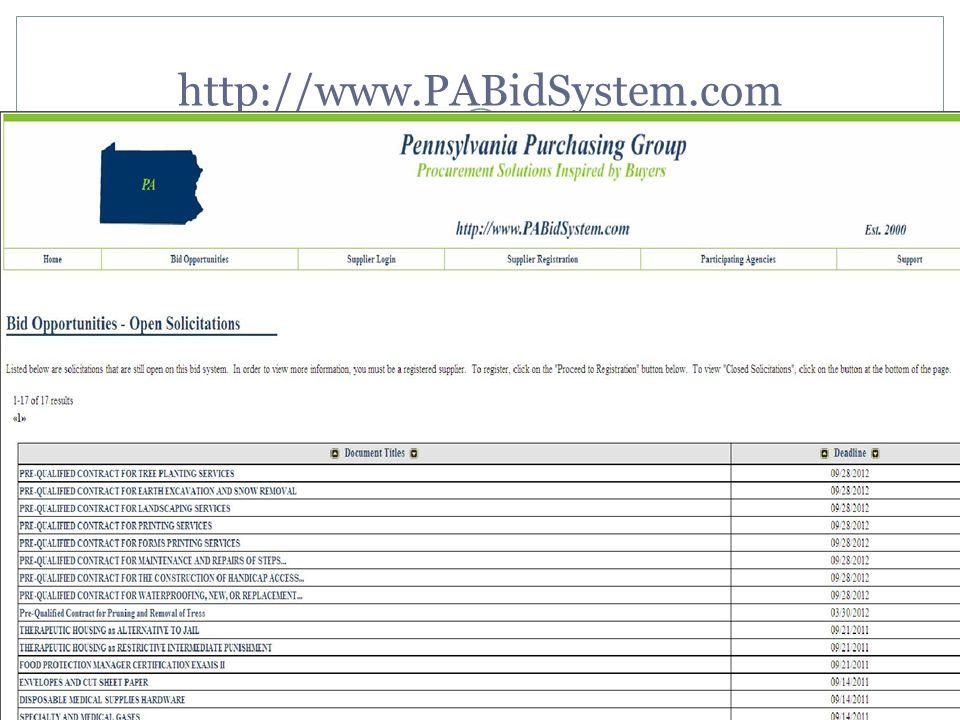 http://www.PABidSystem.com