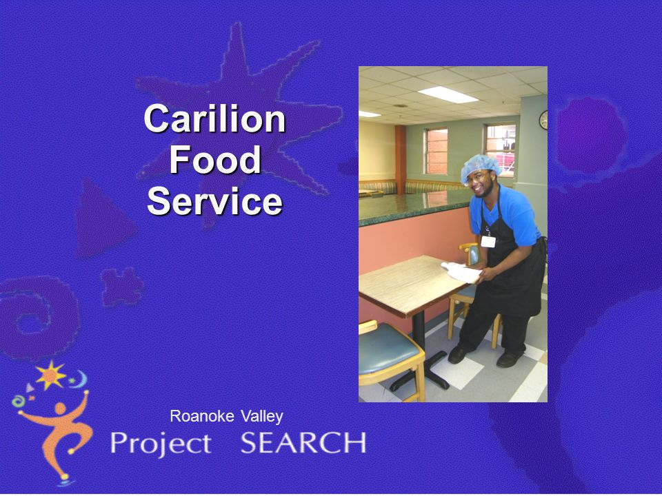 Carilion Food Service Roanoke Valley