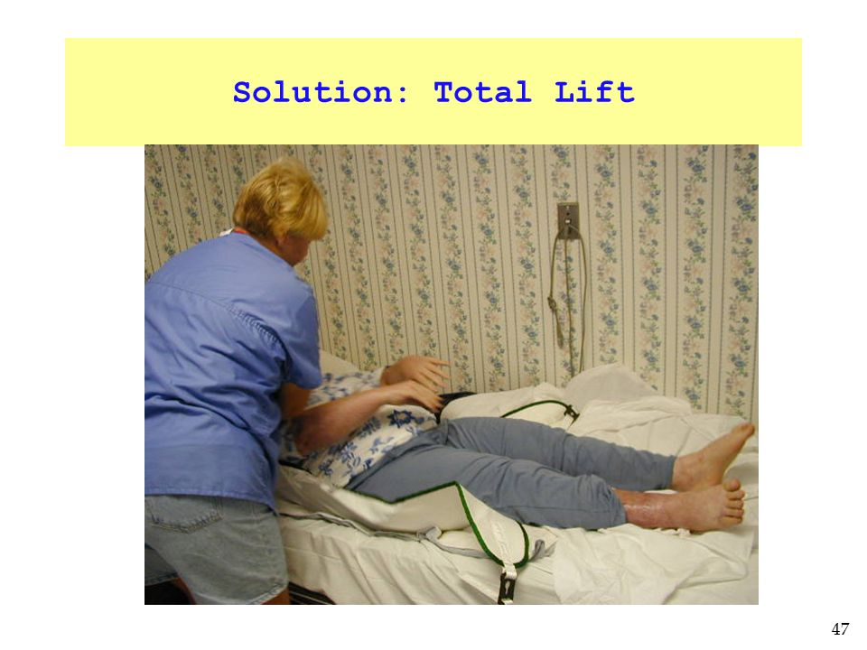 47 Solution: Total Lift
