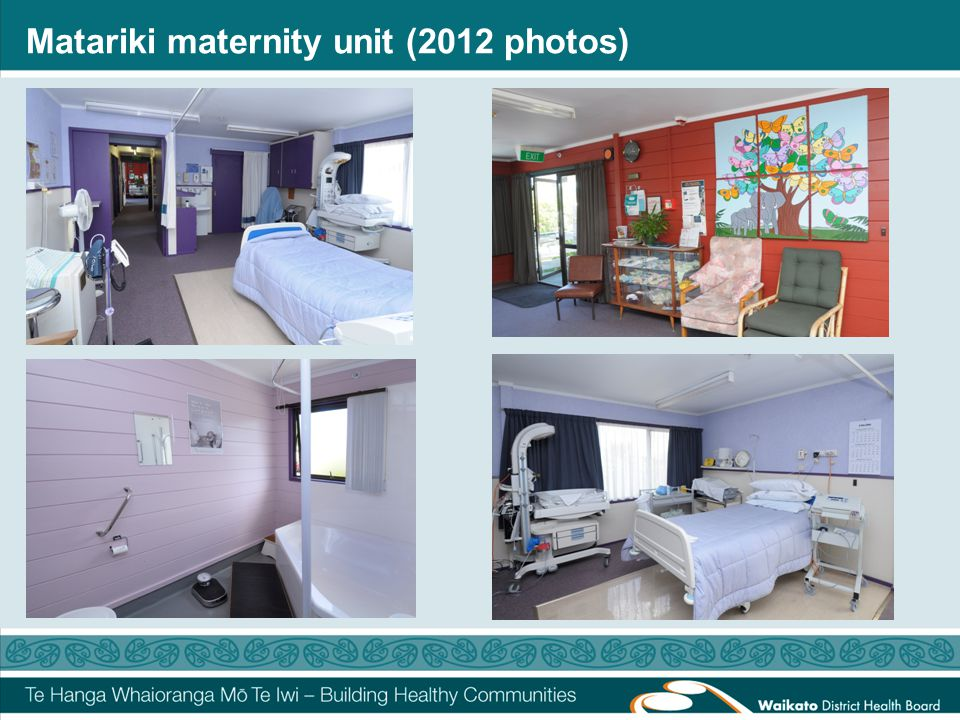 Matariki maternity unit (2012 photos)