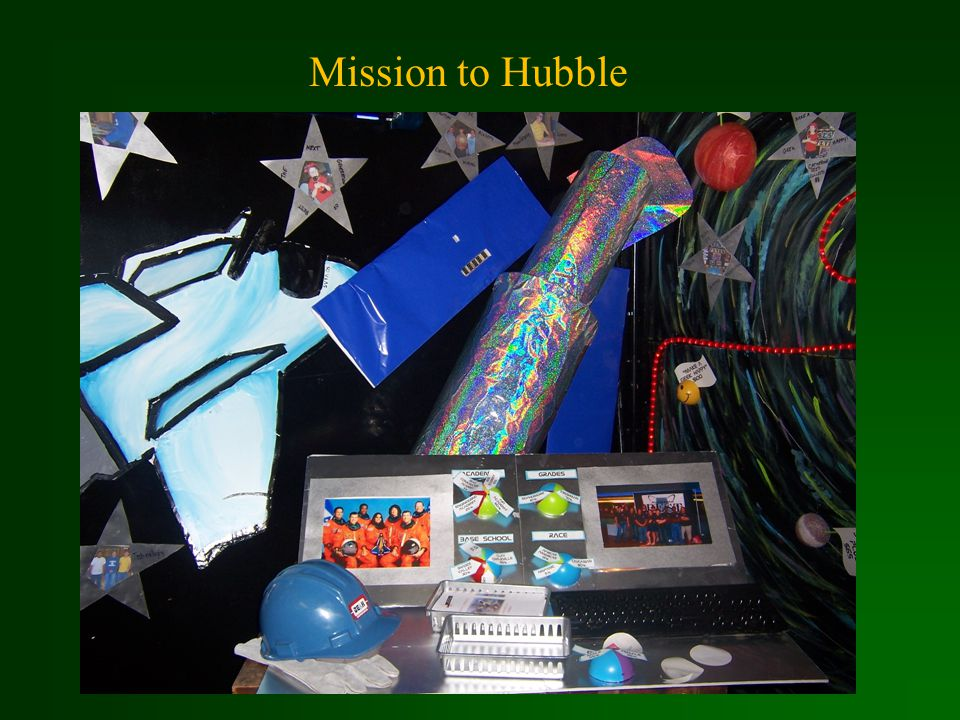 Mission to Hubble