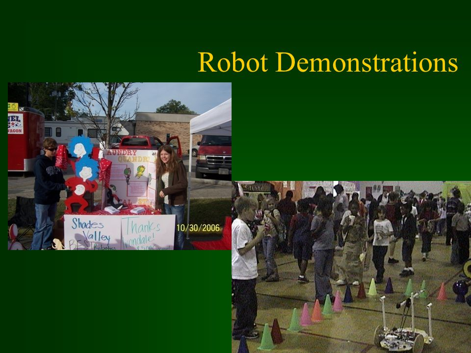 Robot Demonstrations