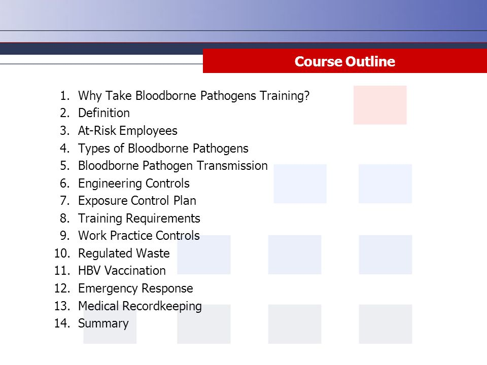 Work Practice Controls Using universal precautions involves: Treating all human blood or OPIM as contaminated with bloodborne pathogens.
