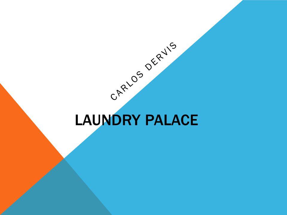 LAUNDRY PALACE CARLOS DERVIS
