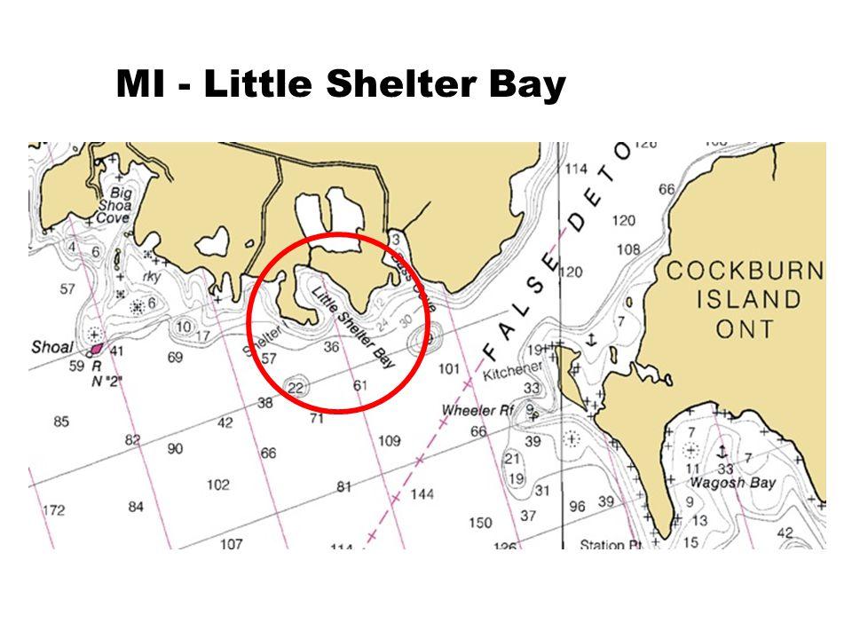 MI - Little Shelter Bay