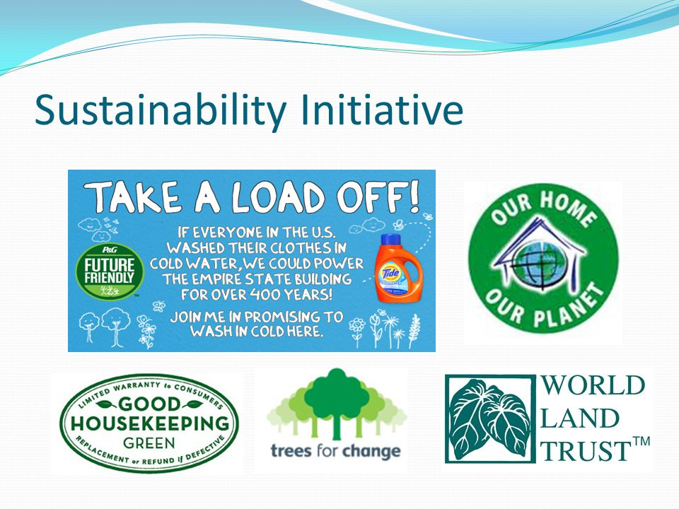 Sustainability Initiative