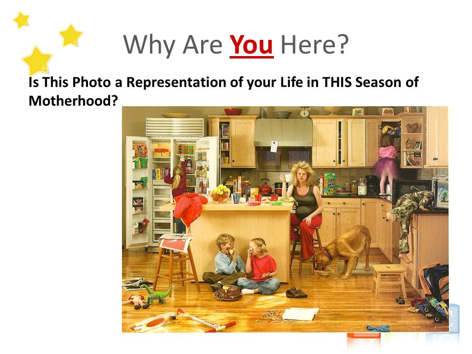 Why Are You Here Is This Photo a Representation of your Life in THIS Season of Motherhood