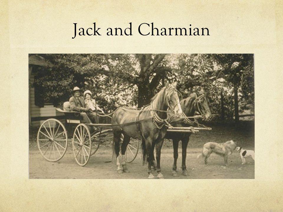 Jack and Charmian
