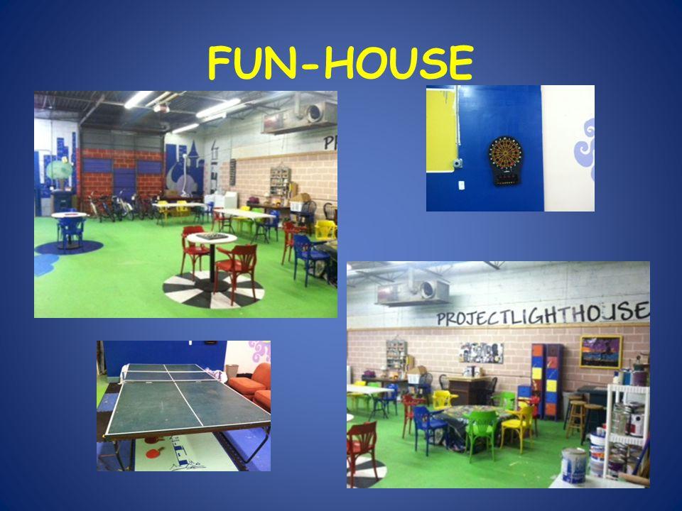 FUN-HOUSE