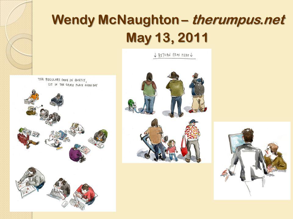 Wendy McNaughton – therumpus.net May 13, 2011