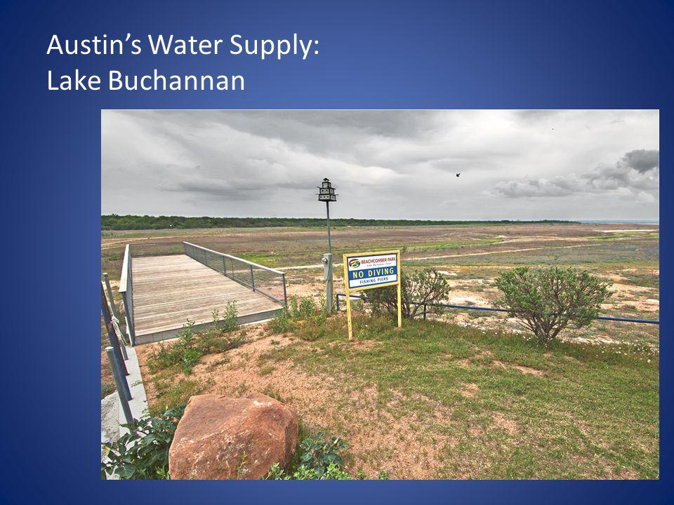 Austin's Water Supply: Lake Buchannan