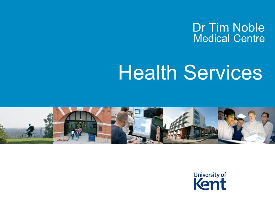 Health Services Dr Tim Noble Medical Centre