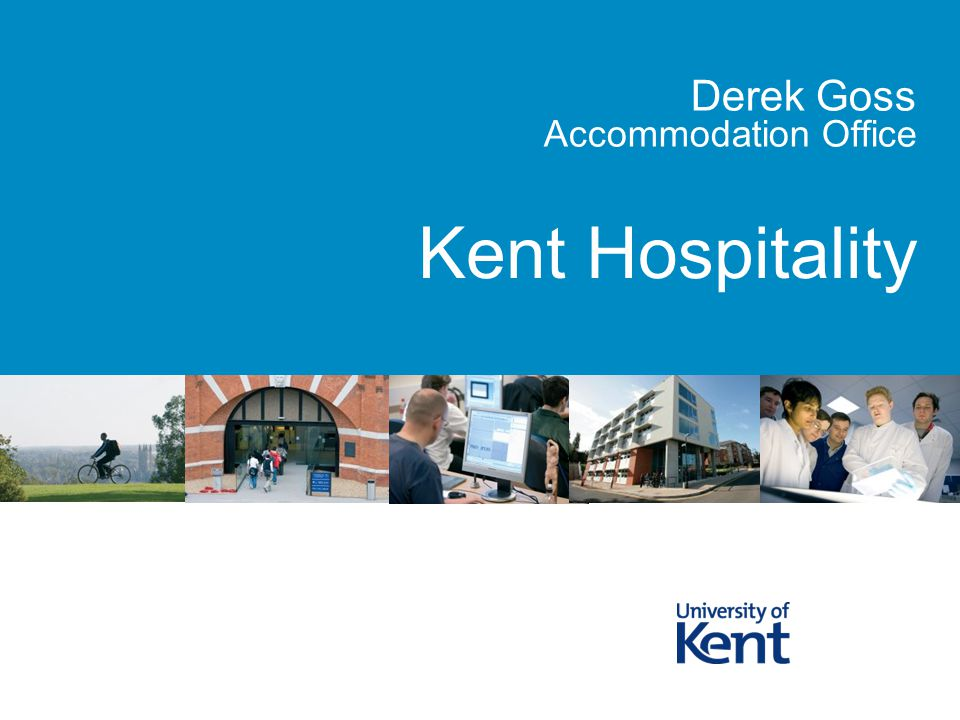Any questions? Enjoy your time at Kent! See you at the dinner tonight and the Asda trip tomorrow!