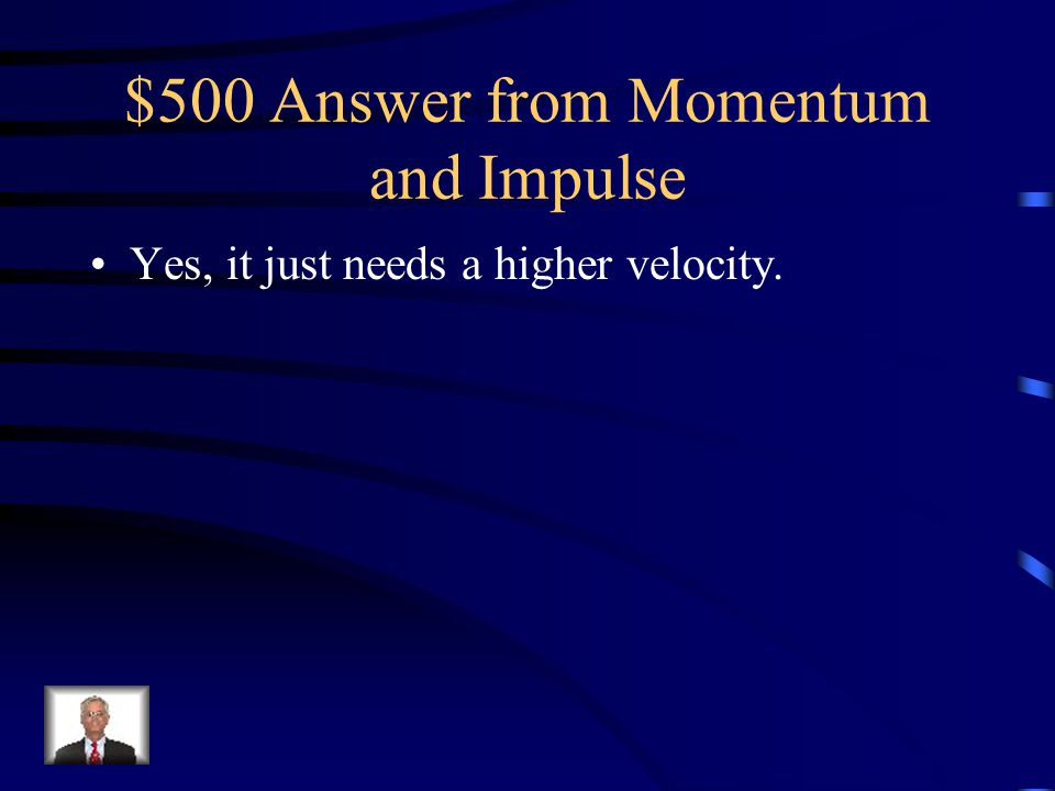 $500 Question from Momentum and Impulse Can a golf ball have the same momentum as a bowling ball? If so, how? If not, why not?