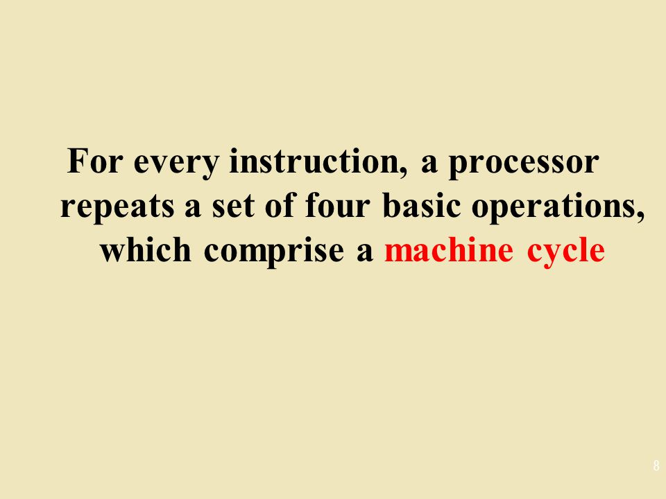 What is parallel processing.