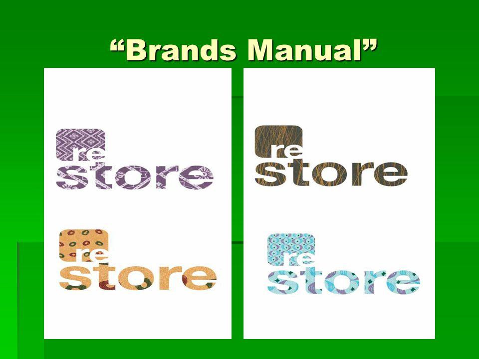 Brands Manual