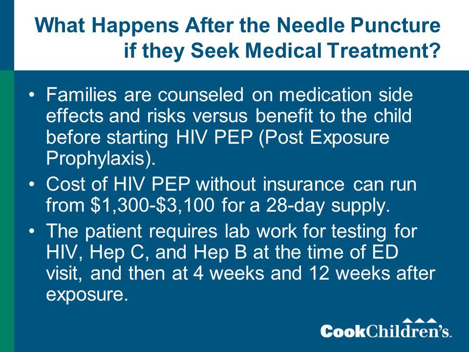 Needlestick Safety for Children Christine Curtis, RN Louis White, Security Ambassador STOP