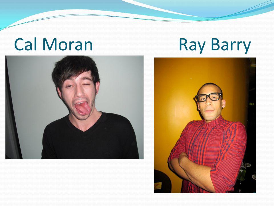 Cal MoranRay Barry