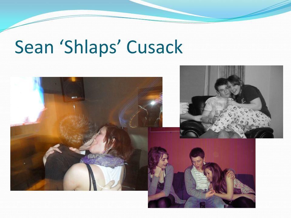 Sean 'Shlaps' Cusack