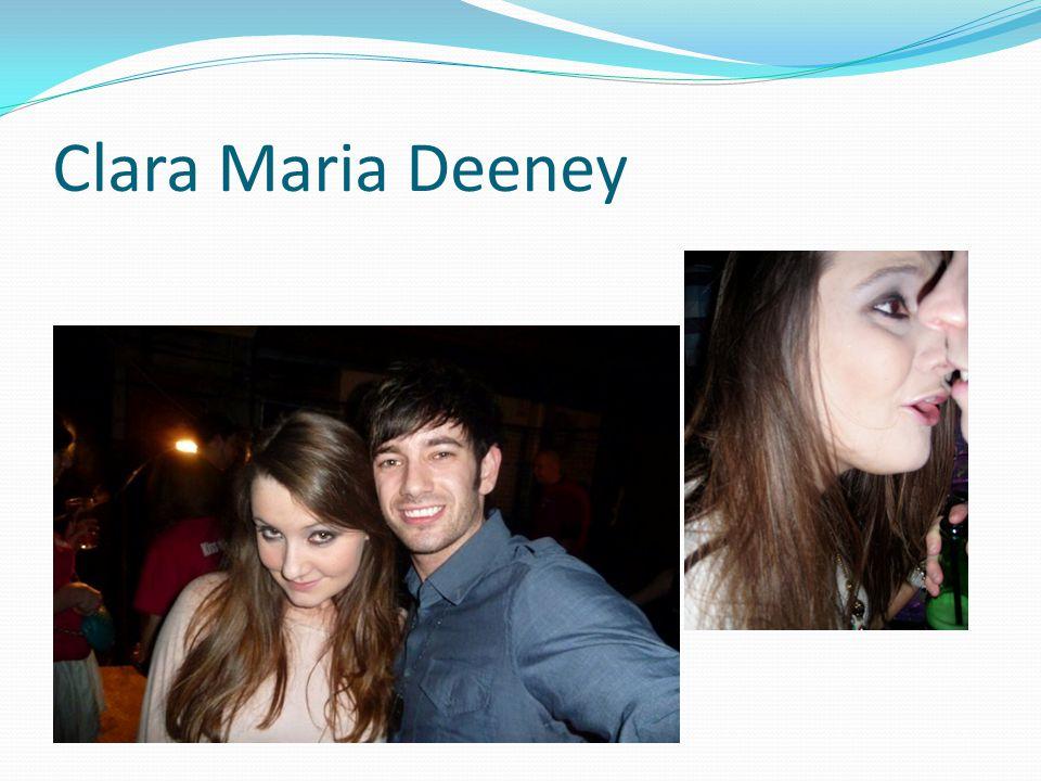 Clara Maria Deeney