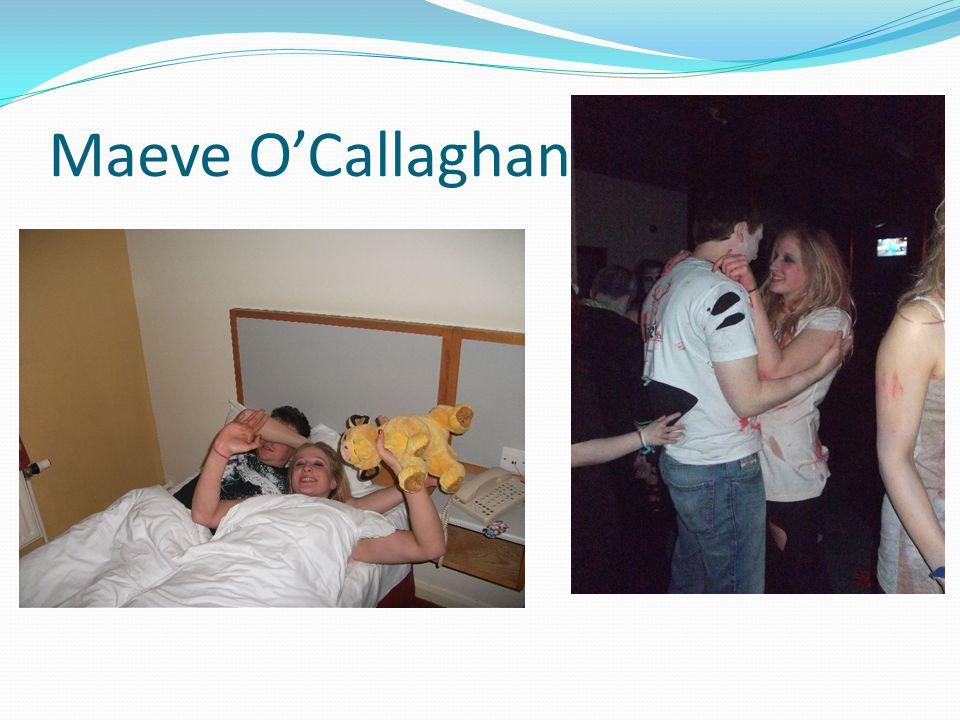 Maeve O'Callaghan
