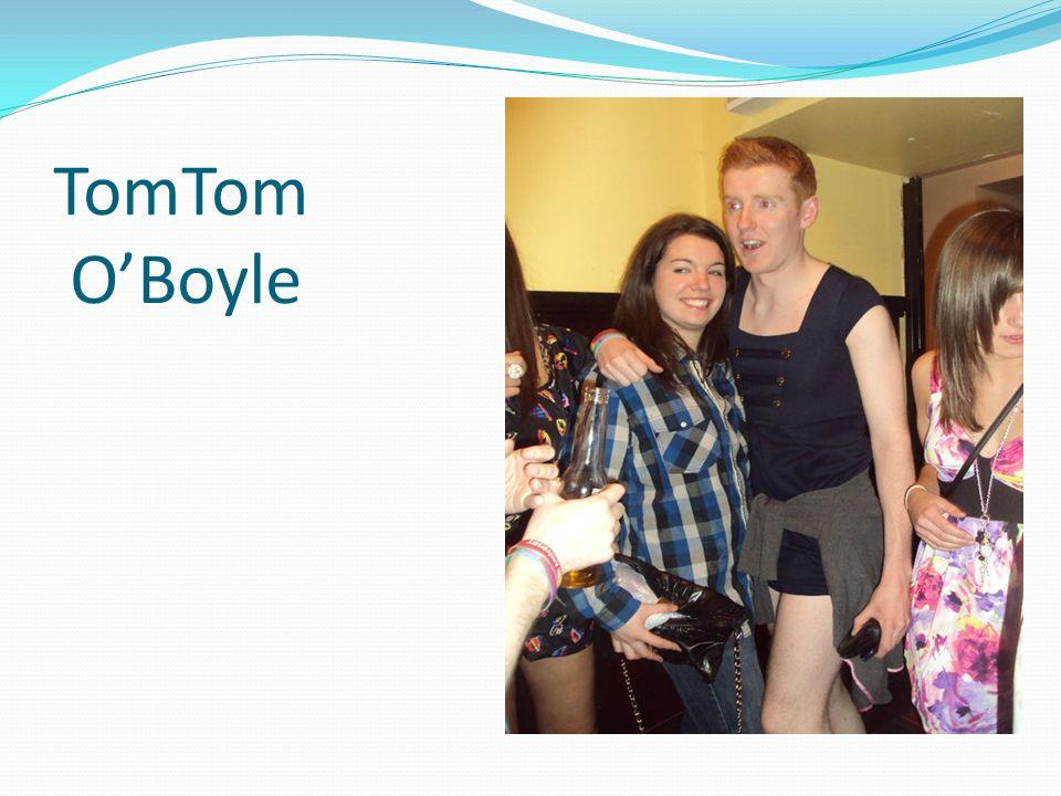 TomTom O'Boyle
