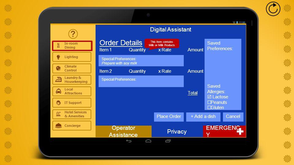 Digital Assistant .